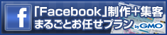 「Facebook」制作+集客まるごとお任せプラン